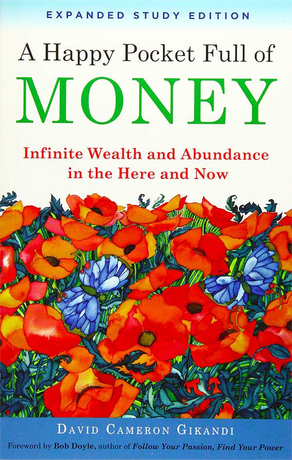 Happy Pocket Full of Money Book Jacket