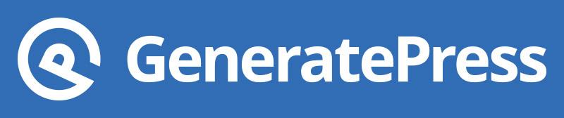 Click to go to Generatepress.com